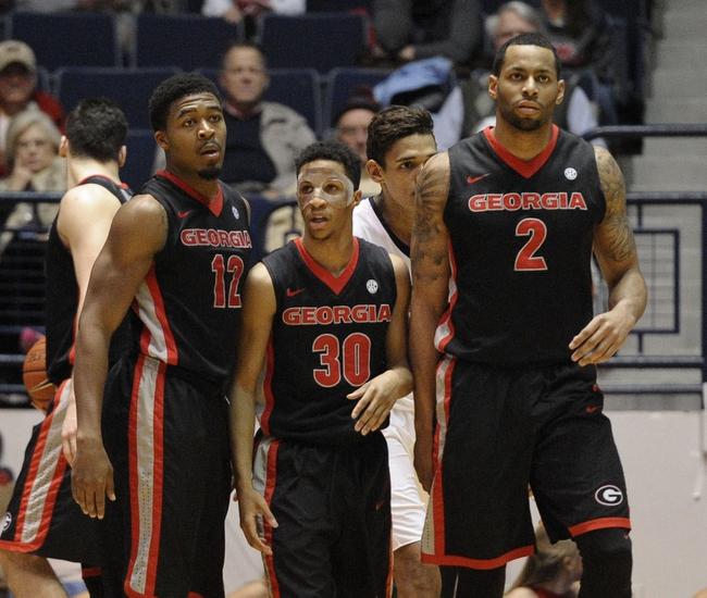 Georgia vs. South Carolina SEC Tournament - 3/13/15 College Basketball Pick, Odds, and Prediction
