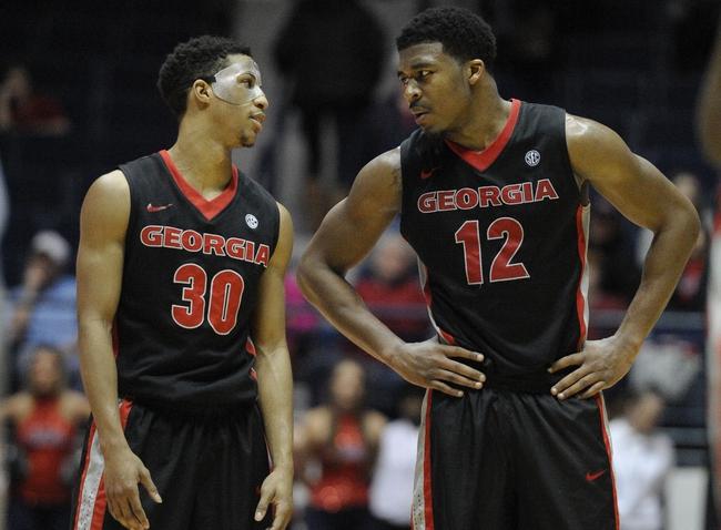 Georgia vs. Missouri - 2/28/15 College Basketball Pick, Odds, and Prediction