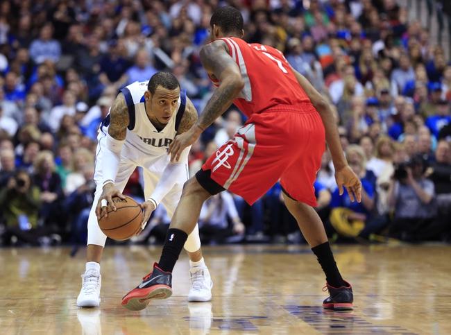 Rockets at Mavericks - 4/2/15 NBA Pick, Odds, and Prediction