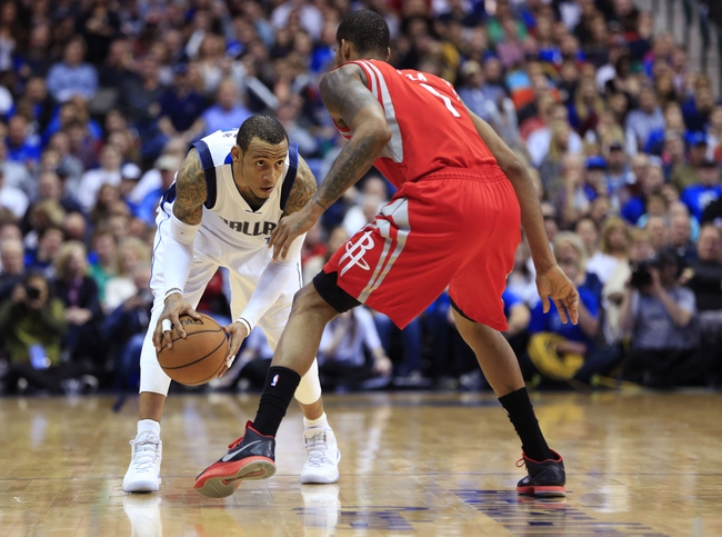 Dallas Mavericks vs. Houston Rockets - 4/2/15 NBA Pick, Odds, and Prediction
