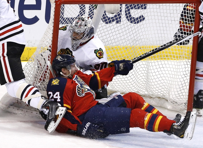 Chicago Blackhawks vs. Florida Panthers - 10/22/15 NHL Pick, Odds, and Prediction