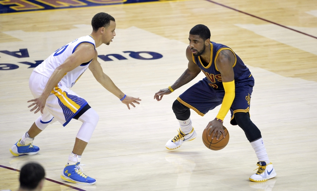 Cavaliers at Warriors NBA Finals Game 1- 6/4/15 NBA Pick, Odds, and Prediction