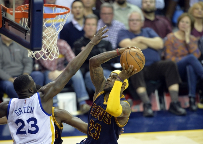 Golden State Warriors vs. Cleveland Cavaliers - 6/4/15 NBA Finals Pick, Odds, and Prediction