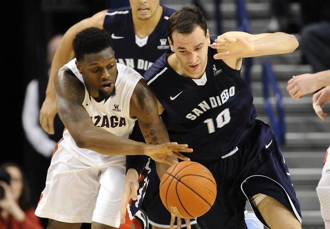 San Diego vs. CS Northridge - 12/23/15 College Basketball Pick, Odds, and Prediction