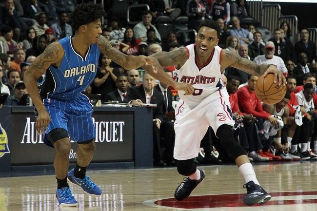Orlando Magic vs. Atlanta Hawks - 3/25/15 NBA Pick, Odds, and Prediction