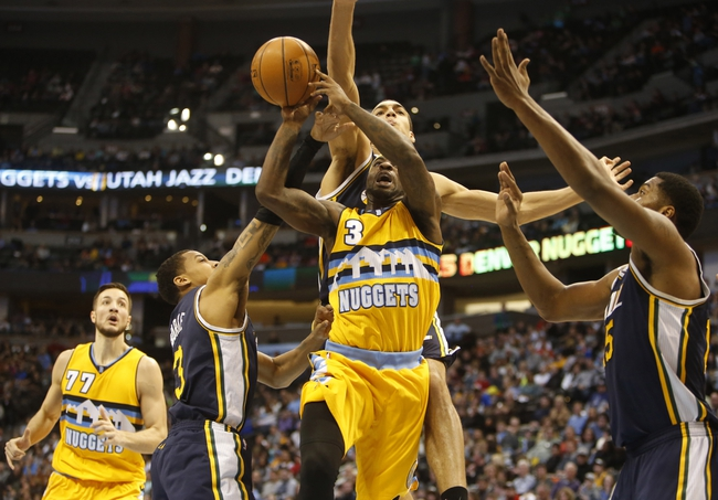 Jazz at Nuggets - 3/27/15 NBA Pick, Odds, and Prediction