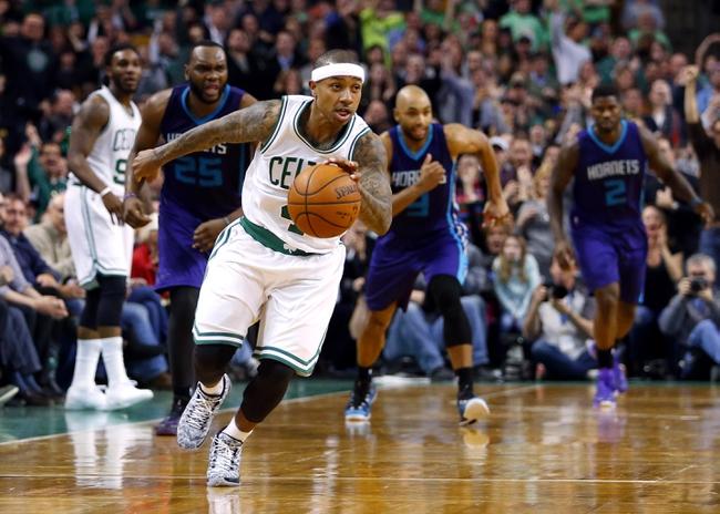 Charlotte Hornets vs. Boston Celtics - 3/30/15 NBA Pick, Odds, and Prediction