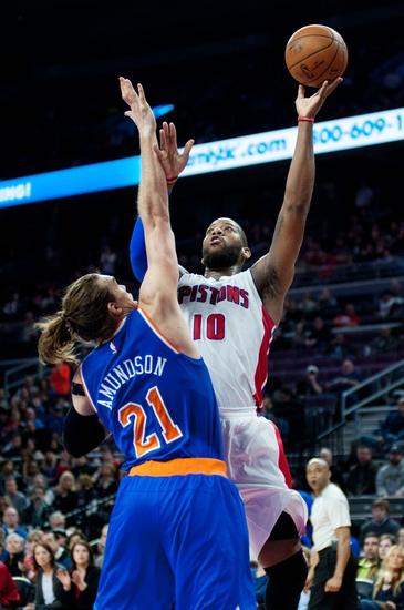 New York Knicks vs. Detroit Pistons - 4/15/15 NBA Pick, Odds, and Prediction
