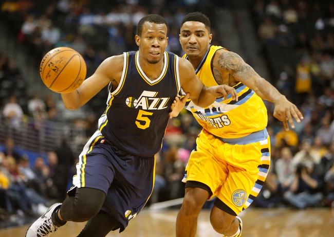Denver Nuggets vs. Utah Jazz - 3/27/15 NBA Pick, Odds, and Prediction