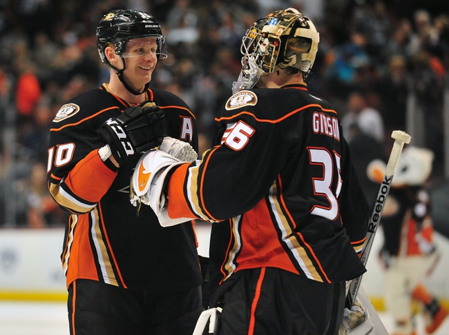 Anaheim Ducks vs. Los Angeles Kings - 3/18/15 NHL Pick, Odds, and Prediction