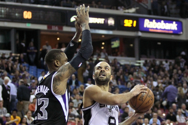 Spurs vs. Kings - 3/4/15 NBA Pick, Odds, and Prediction