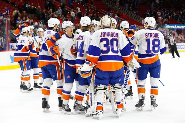 Carolina Hurricanes vs. New York Islanders - 2/13/16 NHL Pick, Odds, and Prediction
