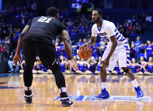 DePaul Blue Demons vs. Butler Bulldogs - 1/5/16 College Basketball Pick, Odds, and Prediction