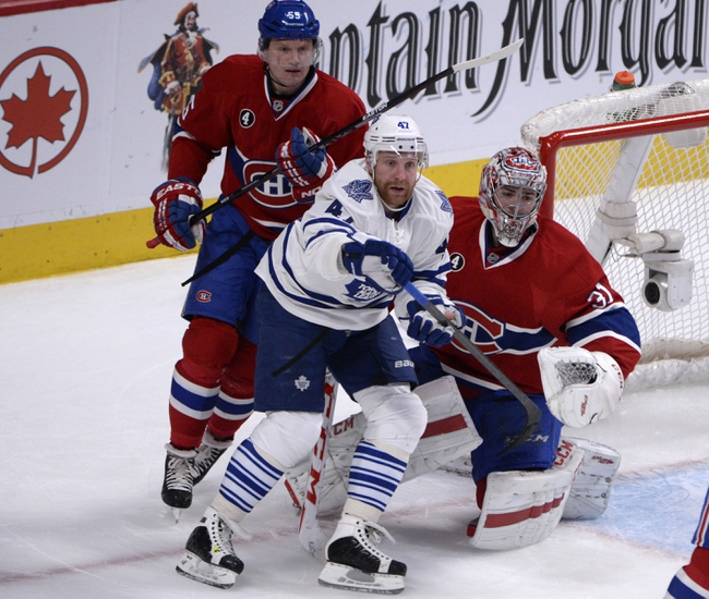 Maple Leafs vs. Canadiens - 4/11/15 NHL Pick, Odds, and Prediction
