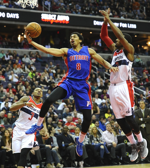 Detroit Pistons vs. Washington Wizards - 11/21/15 NBA Pick, Odds, and Prediction