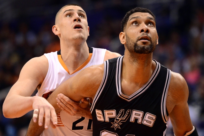Suns at Spurs - 4/12/15 NBA Pick, Odds, and Prediction