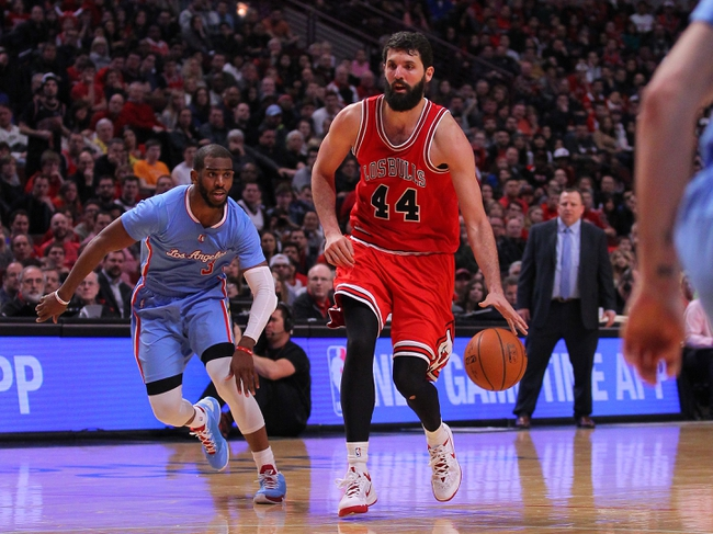 Bulls vs. Clippers - 12/10/15 NBA Pick, Odds, and Prediction