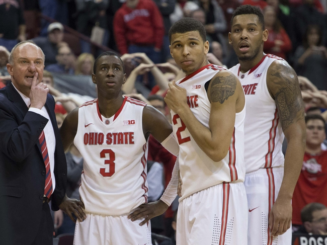 Ohio State vs. Virginia - 12/1/15 College Basketball Pick, Odds, and Prediction