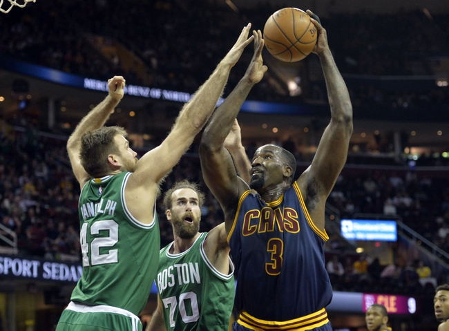 Cavaliers vs. Celtics - 4/10/15 NBA Pick, Odds, and Prediction