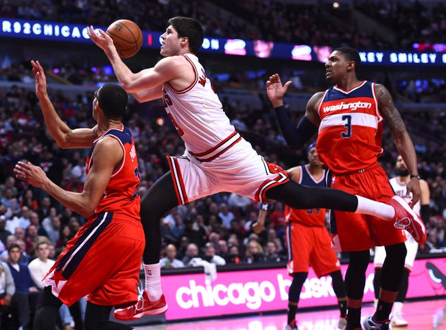 Wizards at Bulls - 1/11/16 NBA Pick, Odds, and Prediction
