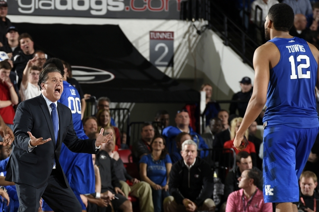 Kentucky vs. Florida - 3/7/15 College Basketball Pick, Odds, and Prediction