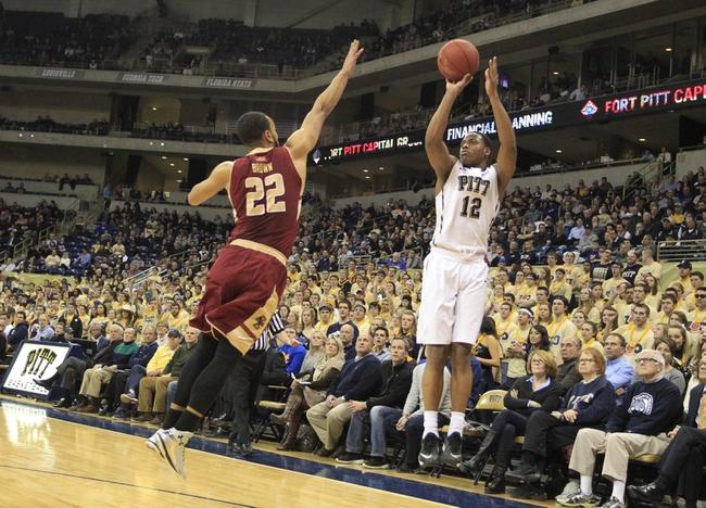 Pittsburgh vs. Boston College - 1/16/16 College Basketball Pick, Odds, and Prediction
