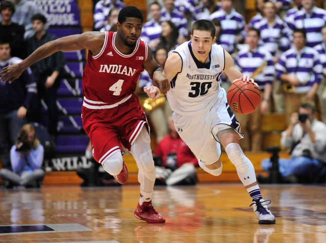 Indiana vs. Northwestern - 3/12/15 Big Ten Tournament Pick, Odds, and Prediction
