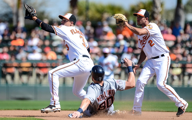 Tigers vs. Orioles - 7/19/15 MLB Pick, Odds, and Prediction