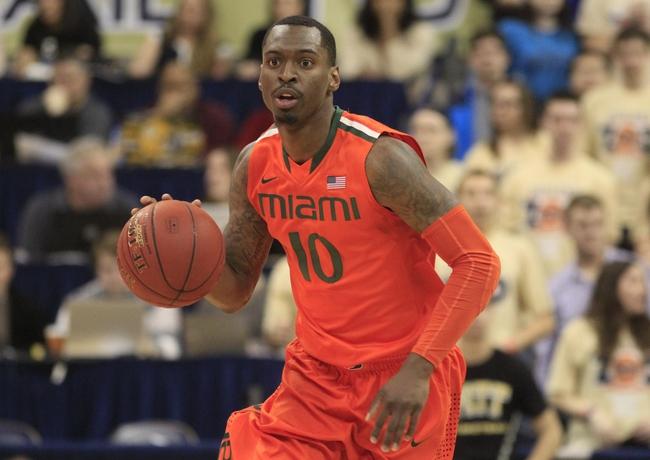 Miami vs. Virginia Tech - 3/11/15 ACC Tournament Pick, Odds, and Prediction