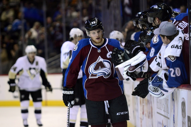 Pittsburgh Penguins vs. Colorado Avalanche - 11/19/15 NHL Pick, Odds, and Prediction
