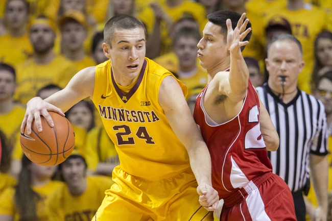 Minnesota Golden Gophers vs. South Dakota Coyotes - 12/5/15 College Basketball Pick, Odds, and Prediction