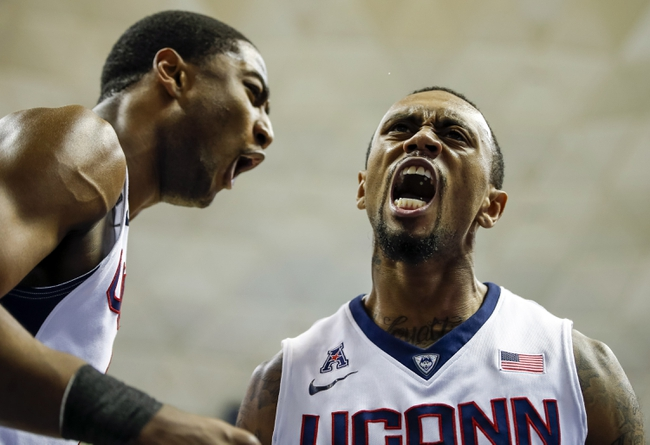 Connecticut vs. South Florida - 3/12/15 AAC Tournament Pick, Odds, and Prediction