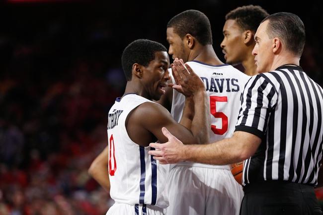 Richmond vs. Arizona State - 3/22/15 NIT Pick, Odds, and Prediction