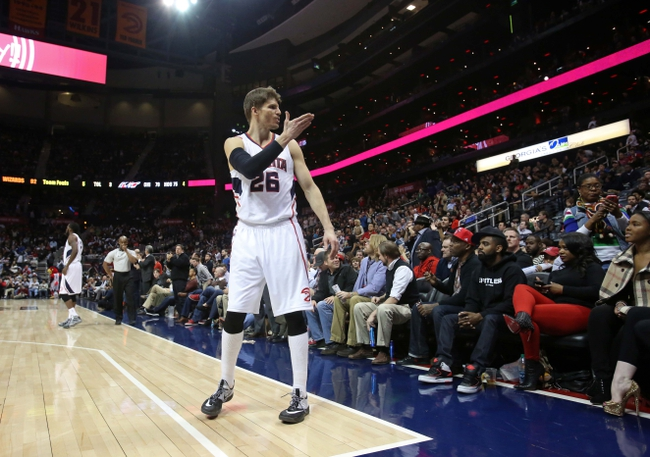 Hawks at Wizards - 4/12/15 NBA Pick, Odds, and Prediction