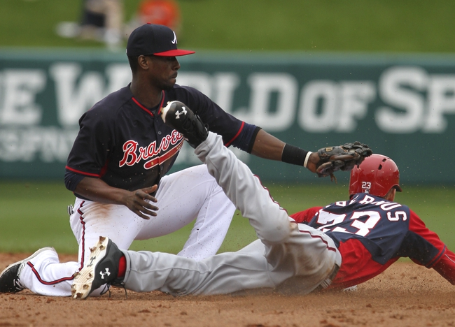 Braves vs. Nationals - 4/27/15 MLB Pick, Odds, and Prediction