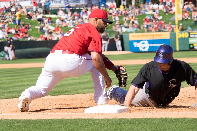 Rockies at Angels - 5/12/15 MLB Pick, Odds, and Prediction