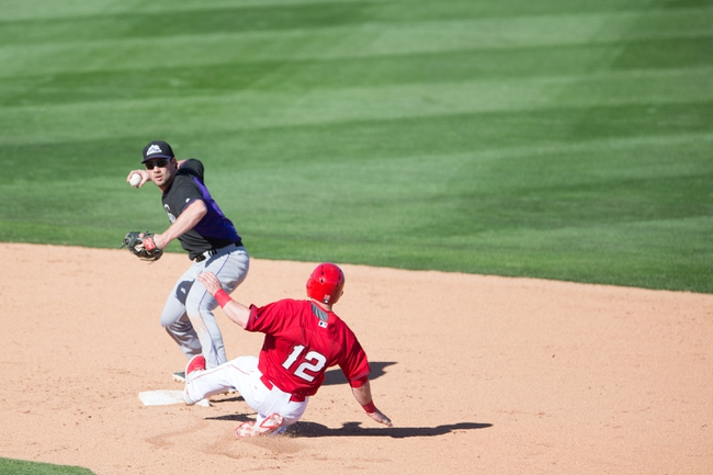Los Angeles Angels vs. Colorado Rockies - 5/12/15 MLB Pick, Odds, and Prediction