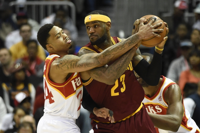 Cavaliers at Hawks - 5/20/15 NBA Pick, Odds, and Prediction