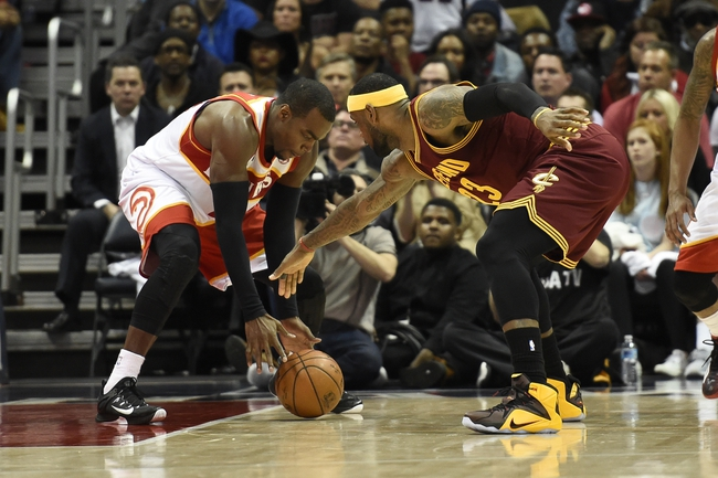 Atlanta Hawks vs. Cleveland Cavaliers - 5/20/15 NBA Pick, Odds, and Prediction