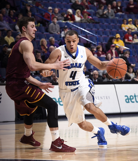 Indiana State Sycamores vs. Southern Illinois Salukis - 2/10/16 College Basketball Pick, Odds, and Prediction