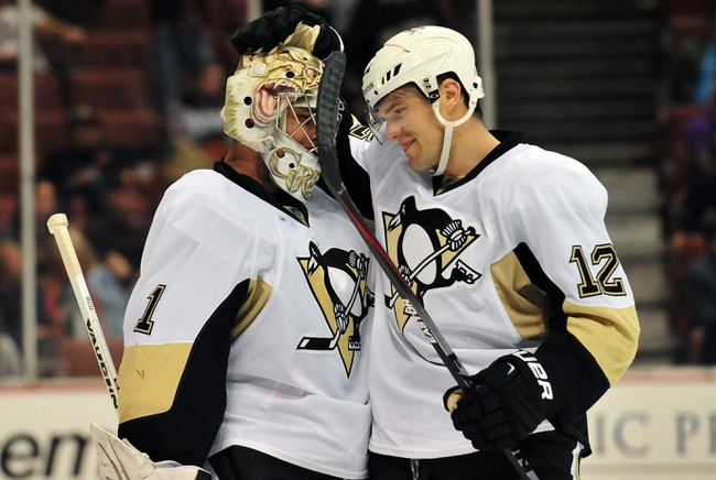 Anaheim Ducks vs. Pittsburgh Penguins - 12/6/15 NHL Pick, Odds, and Prediction