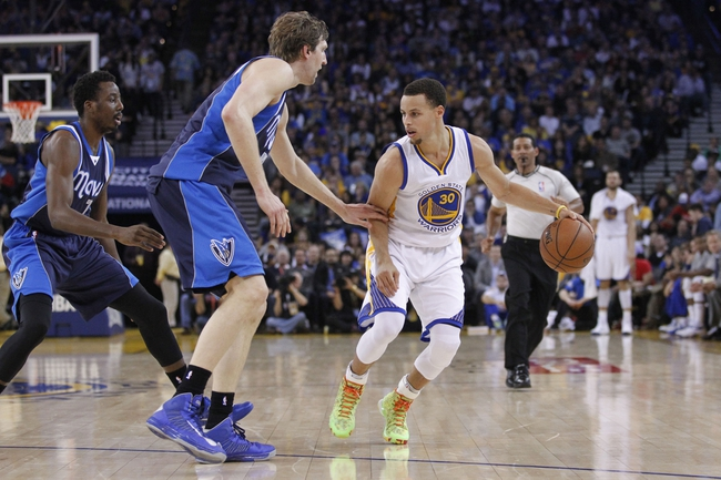 Dallas Mavericks vs. Golden State Warriors - 4/4/15 NBA Pick, Odds, and Prediction