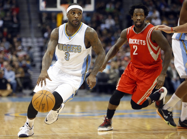 Rockets vs. Nuggets - 3/19/15 NBA Pick, Odds, and Prediction