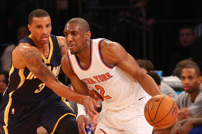 Pacers vs. Knicks - 2/24/16 NBA Pick, Odds, and Prediction