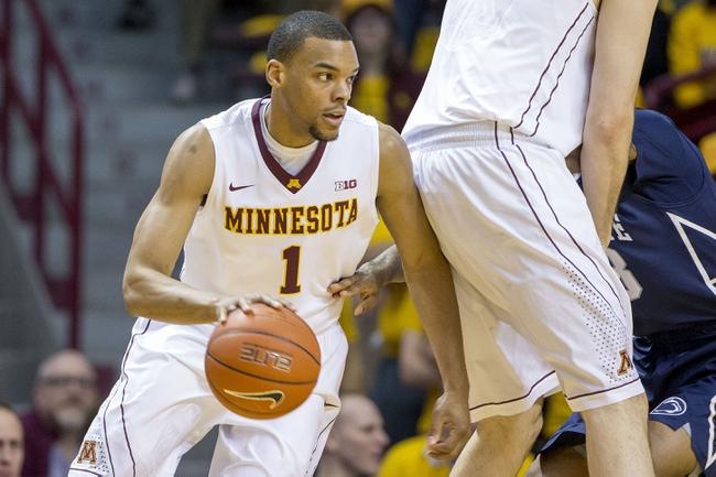 Minnesota vs. Ohio State - 3/12/15 Big Ten Tournament Pick, Odds, and Prediction