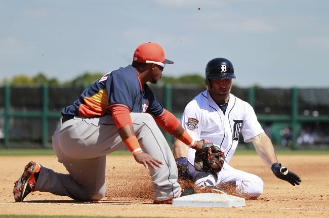 Astros at Tigers - 5/21/15 MLB Pick, Odds, and Prediction