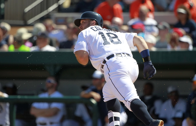 Detroit Tigers vs. Houston Astros - 5/21/15 MLB Pick, Odds, and Prediction