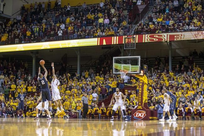 Penn State vs. Minnesota - 1/5/16 College Basketball Pick, Odds, and Prediction