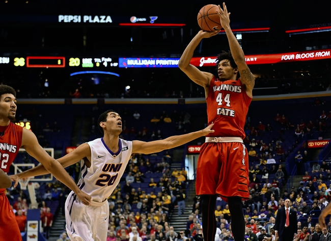 Illinois-Chicago vs. Illinois State - 12/16/15 College Basketball Pick, Odds, and Prediction