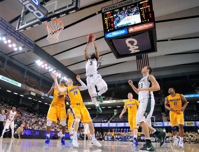 Towson Tigers vs. Hofstra Pride - 1/2/16 College Basketball Pick, Odds, and Prediction